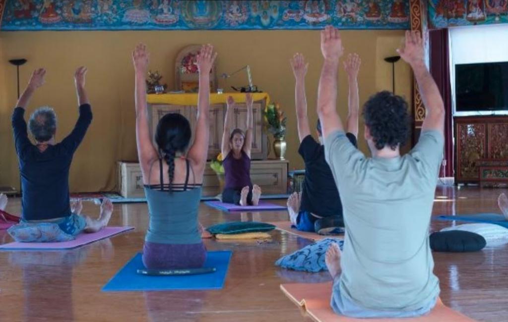 sito di incontri per la meditazione